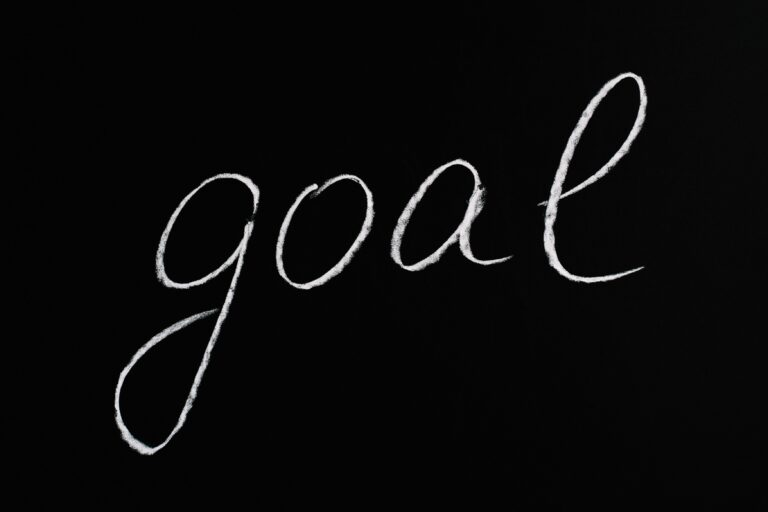 How Important  Is Set Goals When Looking For A Job?